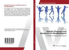 Обложка Soziale Chancen und Barrieren im Handballsport