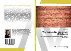 Capa do livro de Wohnraum für den neuen Mittelstand