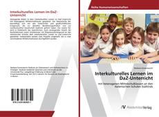 Обложка Interkulturelles Lernen im DaZ-Unterricht