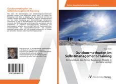Buchcover von Outdoormethoden im Selbstmanagement-Training