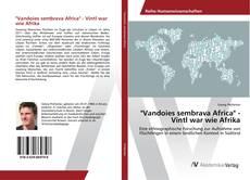 """Buchcover von """"Vandoies sembrava Africa"""" - Vintl war wie Afrika"""