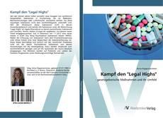 "Buchcover von Kampf den ""Legal Highs"""