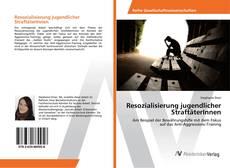 Capa do livro de Resozialisierung jugendlicher StraftäterInnen