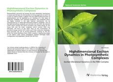 Borítókép a  Highdimensional Exciton Dynamics in Photosynthetic Complexes - hoz