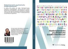 Portada del libro de Niederösterreichs psychiatrische Großkrankenhäuser