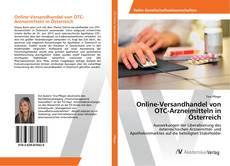 Buchcover von Online-Versandhandel von OTC-Arzneimitteln in Österreich