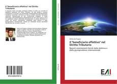 """Bookcover of Il """"beneficiario effettivo"""" nel Diritto Tributario"""
