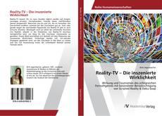 Capa do livro de Reality-TV – Die inszenierte Wirklichkeit