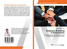 Buchcover von Employer Branding in Krisenzeiten