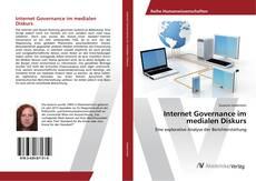 Buchcover von Internet Governance im medialen Diskurs
