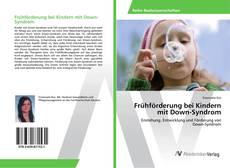 Capa do livro de Frühförderung bei Kindern mit Down-Syndrom