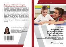 Buchcover von Aufgaben und Verantwortung im Arbeitsalltag einer Klassenassistenz