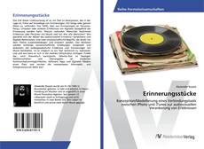 Buchcover von Erinnerungsstücke