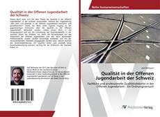Bookcover of Qualität in der Offenen Jugendarbeit der Schweiz
