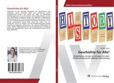 Capa do livro de Geschichte für Alle!