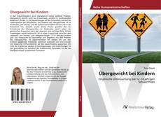 Buchcover von Übergewicht bei Kindern