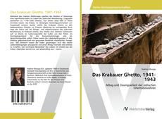 Copertina di Das Krakauer Ghetto, 1941-1943