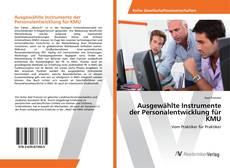 Portada del libro de Ausgewählte Instrumente der Personalentwicklung für KMU