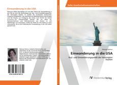 Einwanderung in die USA kitap kapağı