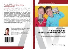 """Buchcover von """"Ich-Buch"""" für die Unterstützte Kommunikation"""