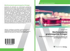 Bookcover of Multiresistente gramnegative Erreger