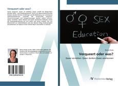 Bookcover of Verqueert oder was?