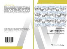 Collectible Toys kitap kapağı