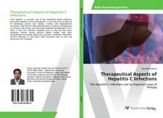 Portada del libro de Therapeutical Aspects of Hepatitis C Infections