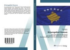 Portada del libro de Krisengebiet Kosovo