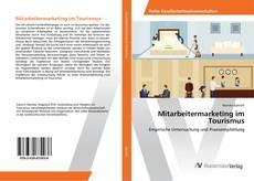 Buchcover von Mitarbeitermarketing im Tourismus