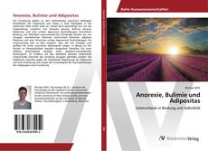 Bookcover of Anorexie, Bulimie und Adipositas