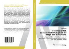 """Capa do livro de Intermedialität, Literaturverfilmung und die Frage der """"Réécriture"""""""