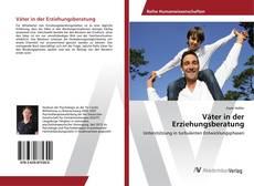 Buchcover von Väter in der Erziehungsberatung