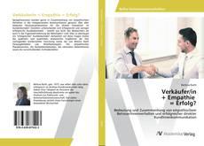 Bookcover of Verkäufer/in + Empathie = Erfolg?