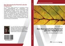 Buchcover von Das therapeutische Potential sakraler Heilpflanzen