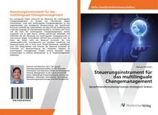Bookcover of Steuerungsinstrument für das multilinguale Changemanagement