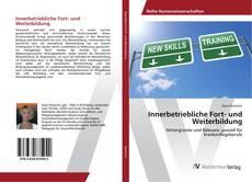 Capa do livro de Innerbetriebliche Fort- und Weiterbildung