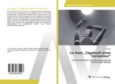 "Portada del libro de Lu Xuns ""Tagebuch eines Verrückten"""