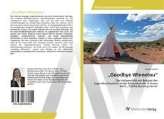"""""""Goodbye Winnetou""""的封面"""