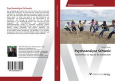 Bookcover of Psychoanalyse Schweiz