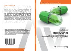 Capa do livro de Healthwashing