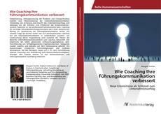 Buchcover von Wie Coaching Ihre Führungskommunikation verbessert
