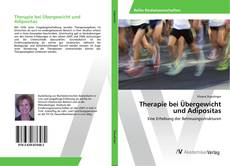 Portada del libro de Therapie bei Übergewicht und Adipositas