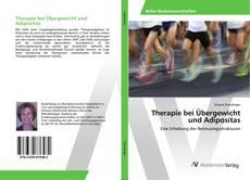 Обложка Therapie bei Übergewicht und Adipositas