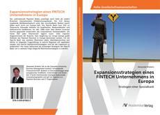 Bookcover of Expansionsstrategien eines FINTECH Unternehmens in Europa