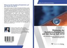 Bookcover of Messung der Kundenzufriedenheit auf der Hanse Sail 2010