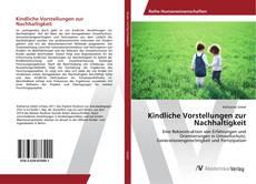 Buchcover von Kindliche Vorstellungen zur Nachhaltigkeit