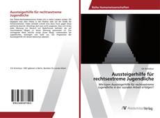 Bookcover of Aussteigerhilfe für rechtsextreme Jugendliche