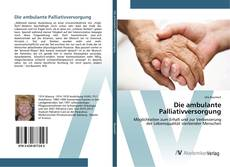 Buchcover von Die ambulante Palliativversorgung