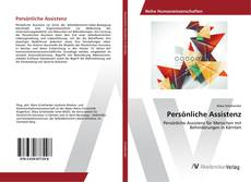 Buchcover von Persönliche Assistenz